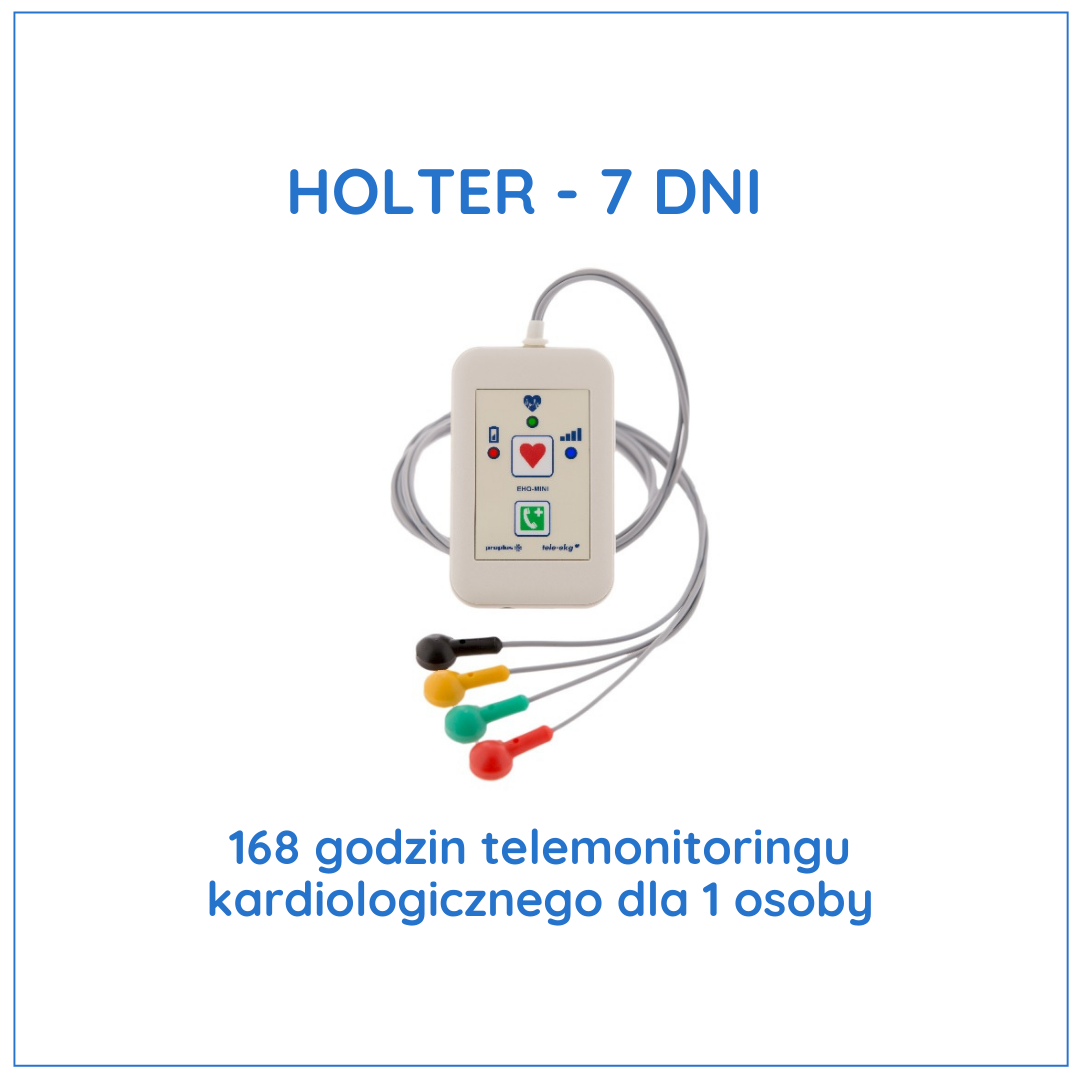 Holter 7 dni